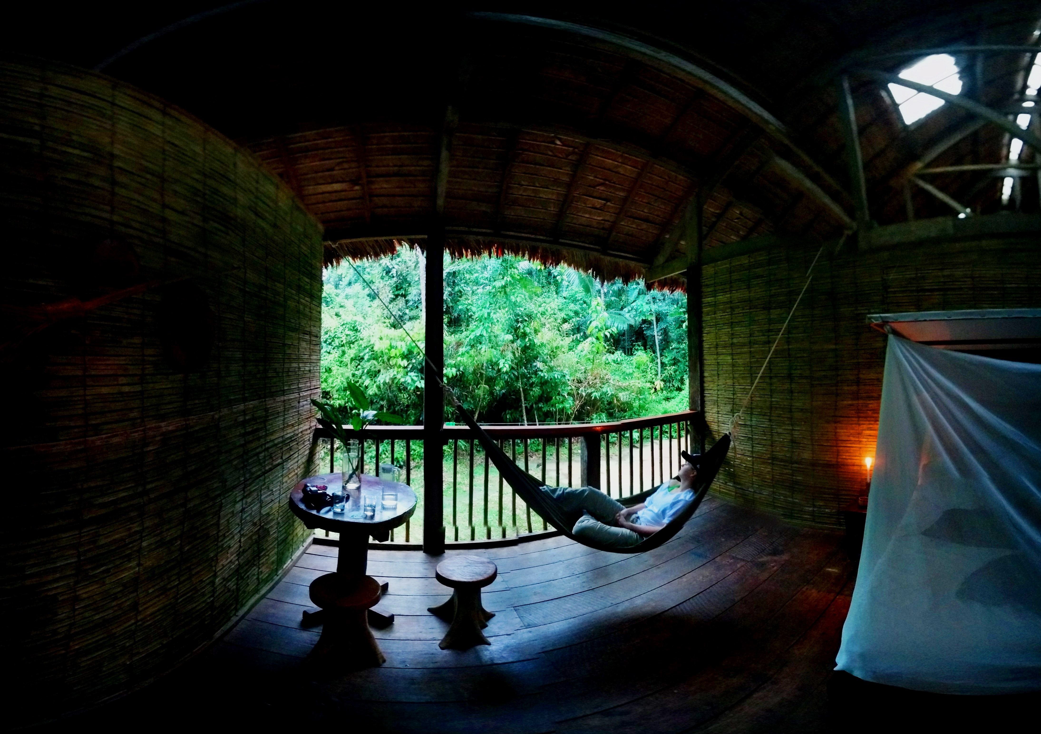 Tambopata national reserve