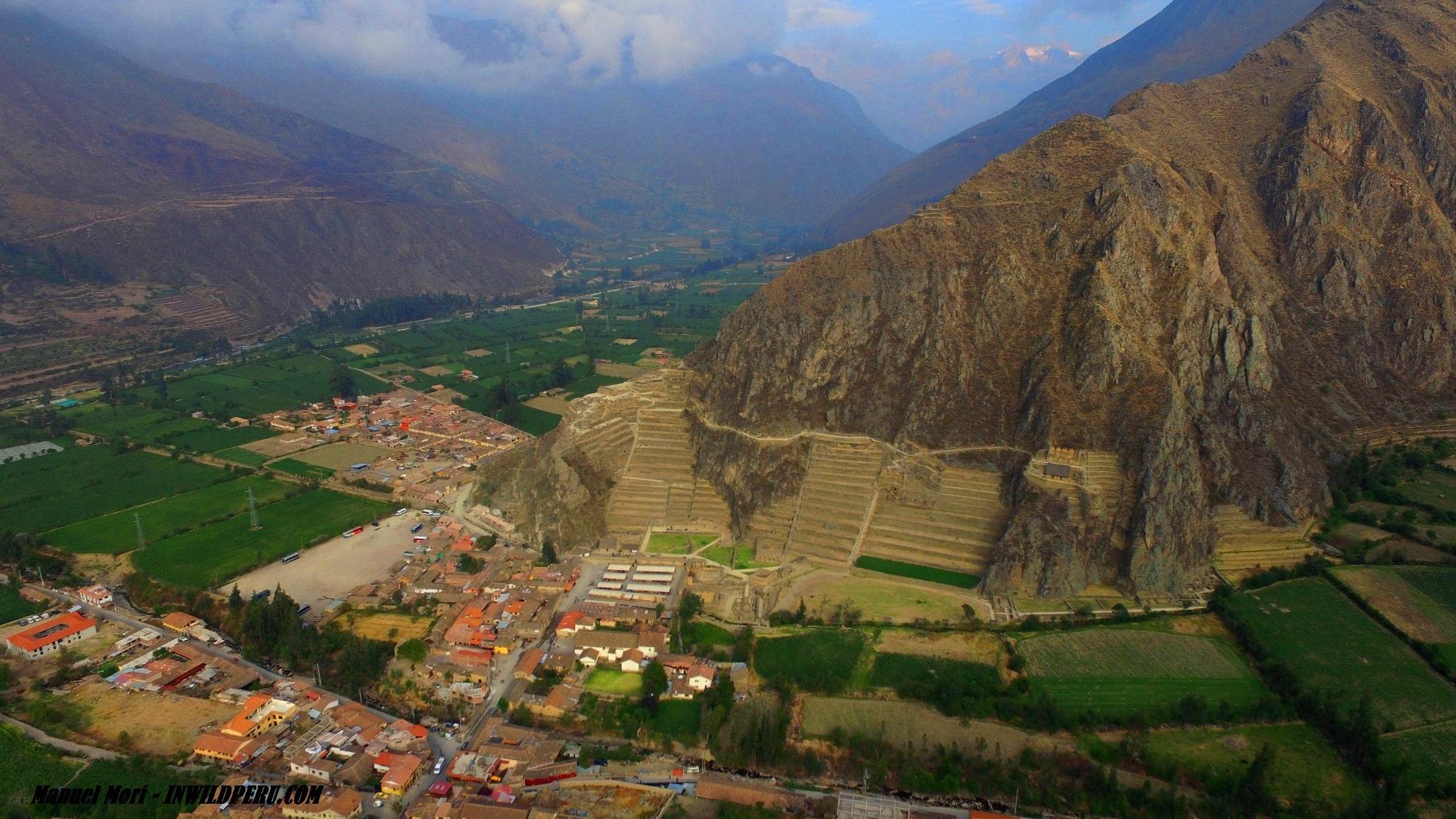 Ollantaytambo - Cusco PERU