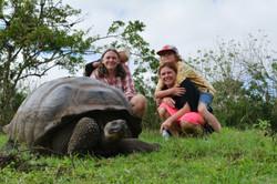 Galapagos för hela familjen