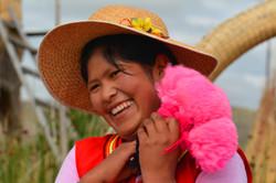 Urosfolket i Titicacasjön