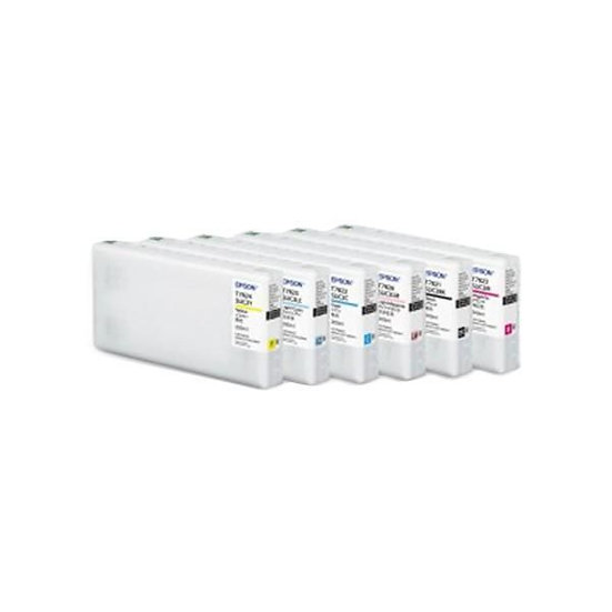 Epson SureLab SL-D700 Ink Cartridge - Cyan 200ml