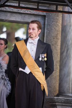 as Prince Escalus