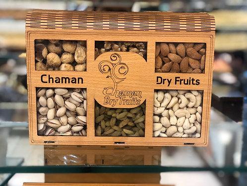 6 Item Dry Fruit Tray