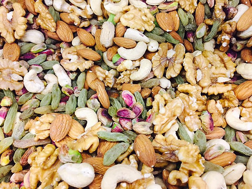 Mix Dry Fruit 5 Items
