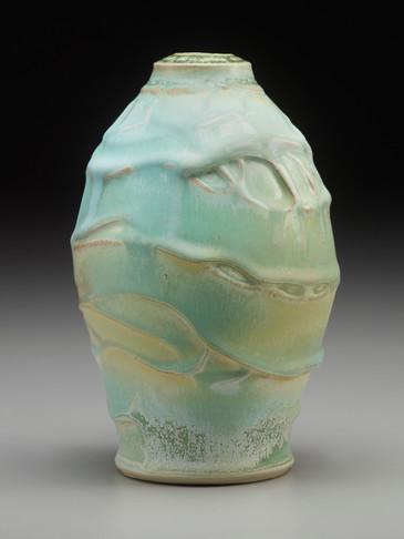 Sheila M. Lambert Vase (Reverse Side)