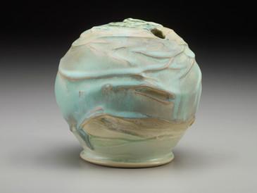 Sheila M. Lambert Globe Form Vase