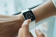 relógio tecnológico