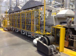Carbonized Heat Treatment