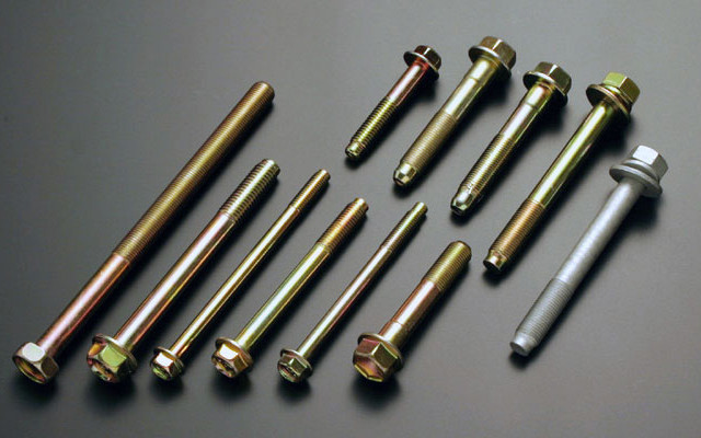 HIGH SPECIFICATION BOLTS