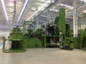 Thread Rolling & Washer Assembly