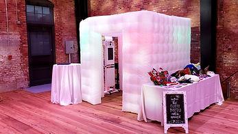 igloo photo booth