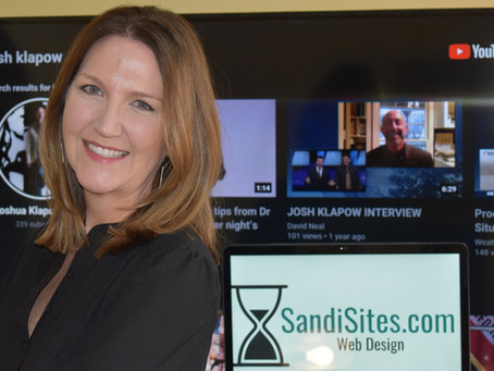SandiSites Presents: Dr. Josh – The Voice Of Behavioral Science