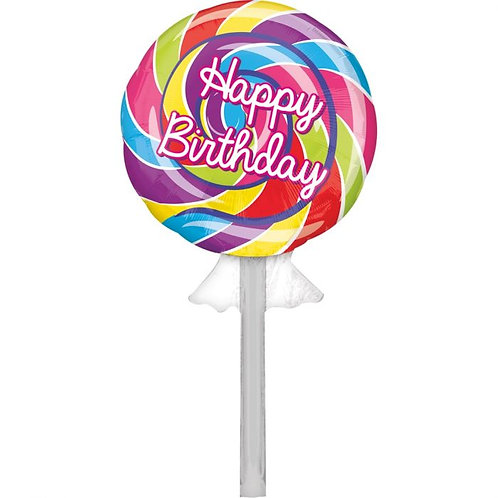 Folienballon Lollipop XXL