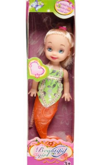 PuppeKleine Meerjungfrau