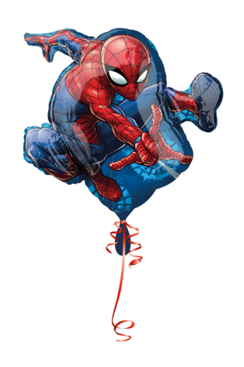 Folienballon Spider-Man