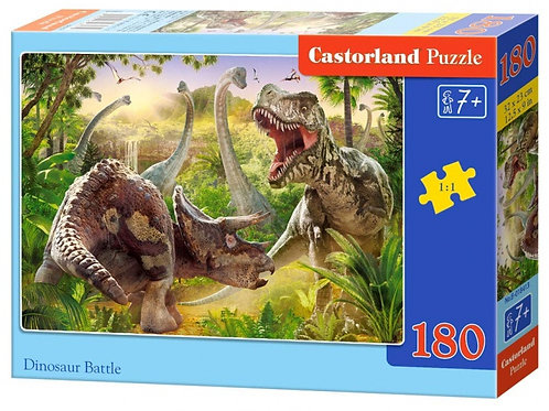 Puzzle Dinosaurier 180 Teilig