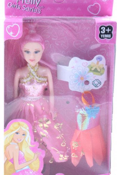 Puppe 3-teilig