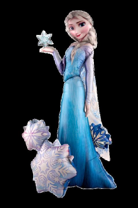 Airwalker Frozen Elsa
