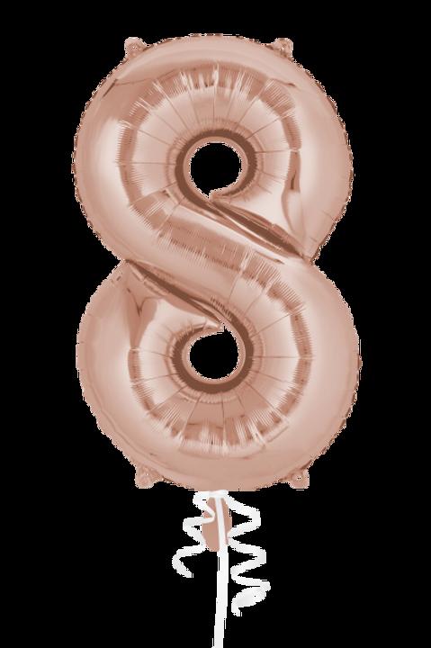Zahlenballon XXL