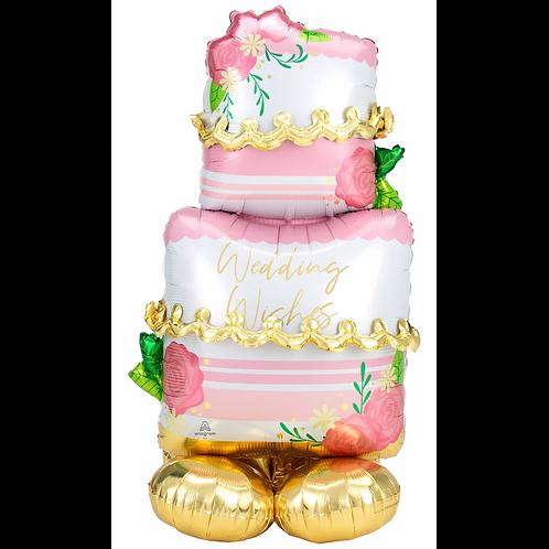 Wedding Cake Airloonz XXL
