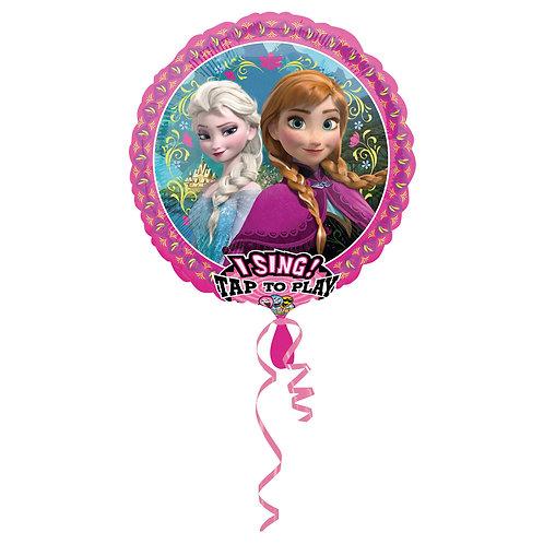 Singender Ballon Frozen