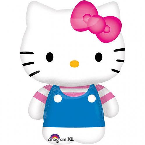 Folienballon Hello Kitty