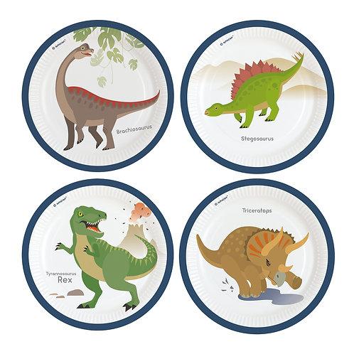 Partyteller Dino