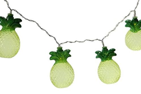 LED Lichterkette Ananas