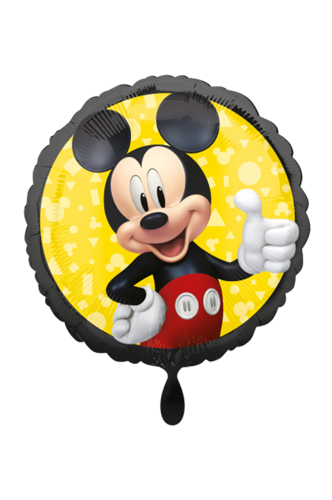 Folienballon Mickey Mouse
