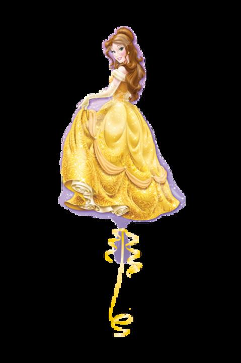 Folienballon Disney Princess Belle