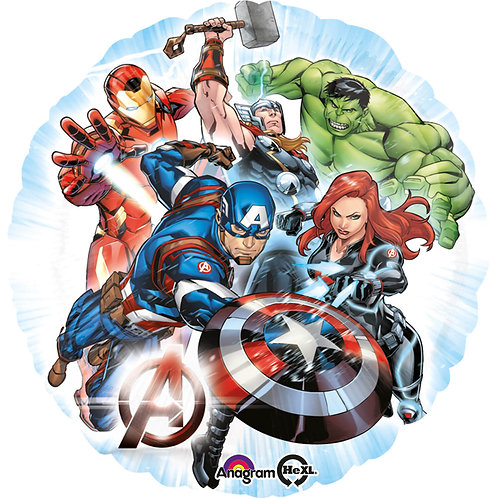Folienballon Avengers