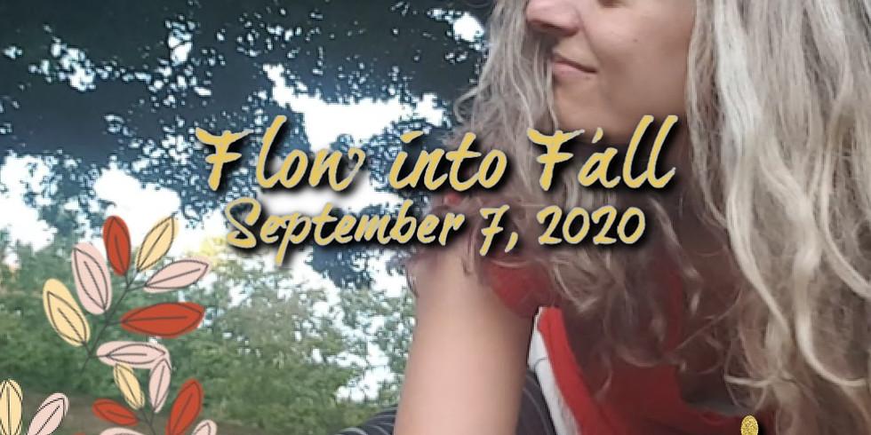 Flow into Fall w/ Janet (75 Min)