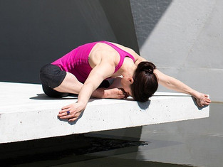 Calm the Mind with Yin Yoga!