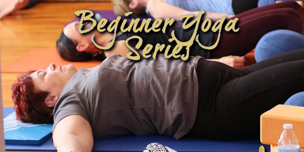 Beginner Yoga Series (4 Weeks)