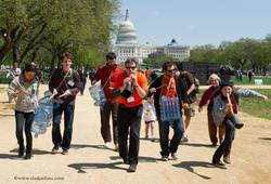 Bash the Trash Marching Band