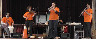 Musical Instruments Made From Recycled Materials