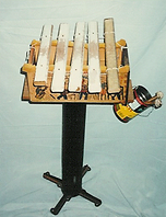 DIY Homemade Xylophone