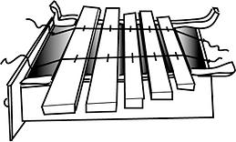 DIY Homemade Xylophone with Bash the Trash