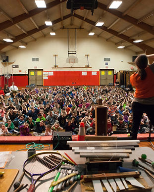 School Assemblies and Programs