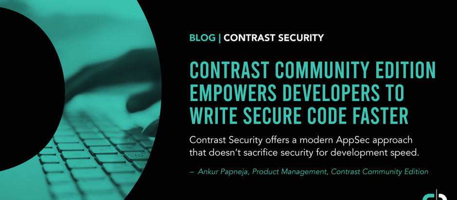 Empowering Developers To Write Secure Code Faster