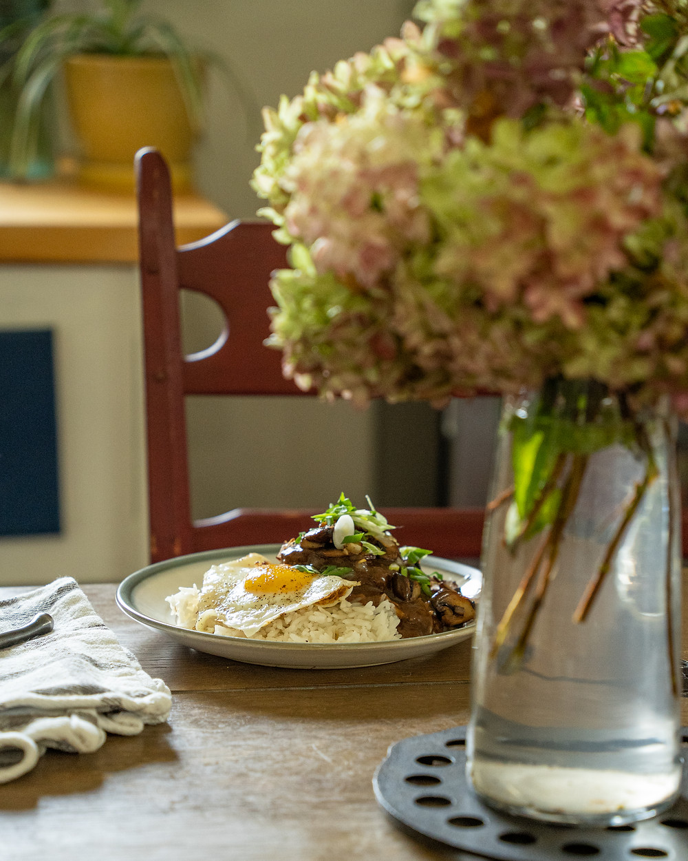 Loco Moco With Rely On Rach  - Vermont food photographer and content creator Rachel Averitt shares her recipe for loco moco.