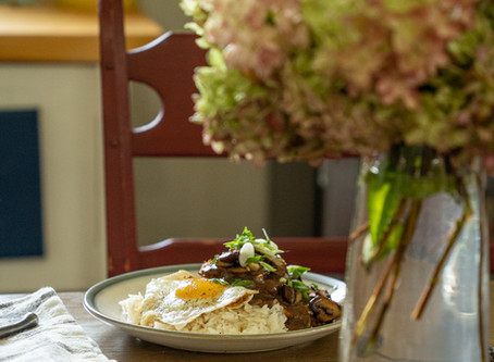Loco Moco -  My Favorite Brunch Dish