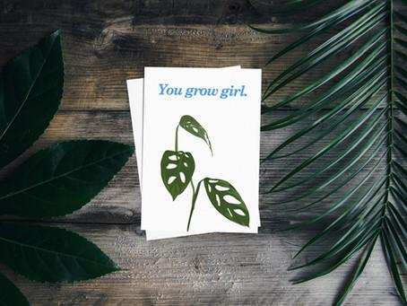 You Grow Girl.