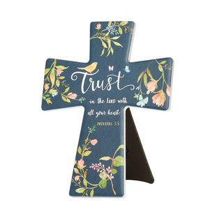 CR-17 Trust in the Lord Cross