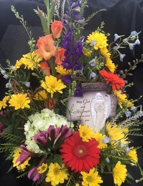 FB-7 Funeral Take Home Keepsake Cross
