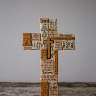 CR-9 Mosaic Cross