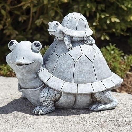 Turtle & Baby
