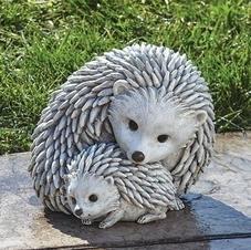 Hedgehog & baby