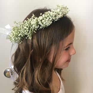 Floral Headwreath