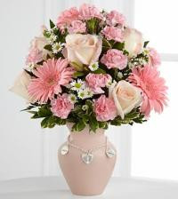 Charming baby pink